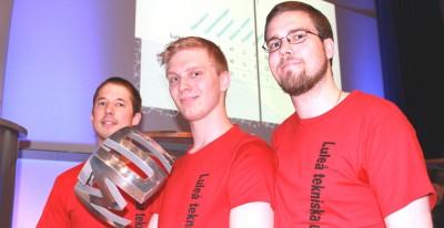 vinnarna Teknik-SM 2011