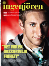 Reportaget om Marcus Lilliebjörn i nr 5 2011 är en av de nominerade texterna.