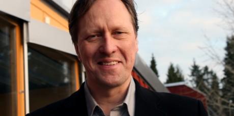 Magnus Stenberg, Levipristagare 2011. Foto: LTU.