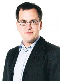 Thomas Frostberg. Foto: Sydsvenskan.