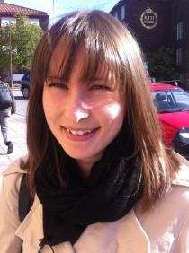 Anna Persson studerar tredje året på programmet Civilingenjör och lärare på KTH.