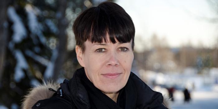 Ylva Fältholm. Foto: Melina Granberg