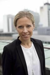 Karin Lundin, förbundsjurist på Sveriges Ingenjörer. Foto: Sveriges Ingenjörer
