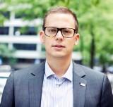 Erik Pedersen, vice ordförande, Sveriges förenade studentkårer.