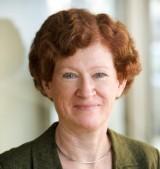 Lena Emanuelsson, ordförande Saco-S. Foto: Olof Holdar.