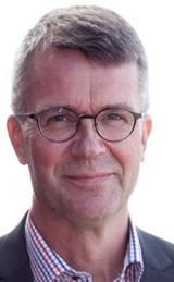 Peter Larsson, samhällspolitisk direktör på Sveriges Ingenjörer.