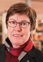 Maj-Britt Johansson, Högskolan i Gävle