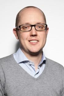 Daniel Falk, förbundsjurist på Sveriges Ingenjörer.
