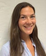 Karin Villaume, doktorand och Leviprisnominerad