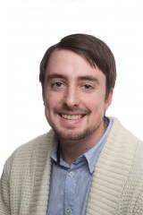 Erik Brolin vid Högskolan i Skövde är en av årets Leviprisnominerade.