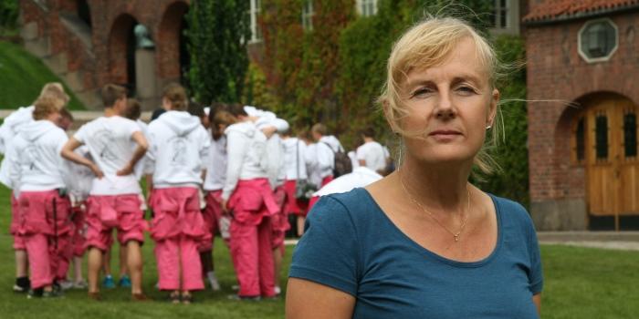 Helena Tobiasson vid KTH är en av de nominerade till Levipriset i år. Foto: Maria Malmquist