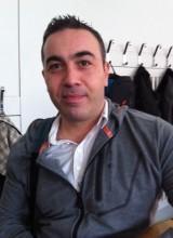 Georgios Papadopoulos från Grekland lämnade sitt jobb efter flera lönesänkningar.