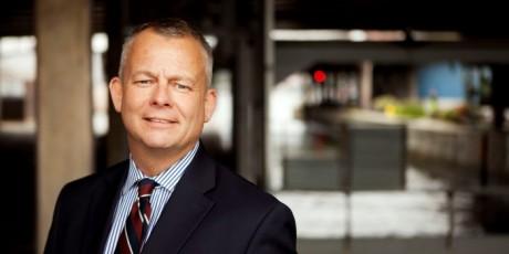 Göran Arrius, ordförande Saco. Foto: Kalle Assbring.