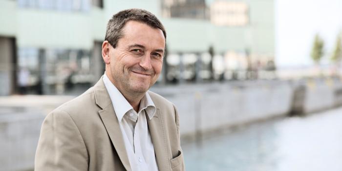 Stefan Bengtsson blir rektor och vd för Chalmers tekniska högskola i augusti och lämnar då sitt jobb som rektor på Malmö högskola. Bild: Malmö högskola
