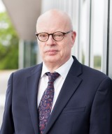 Anders Hederstierna, rektor på Blekinge tekniska högskola. Foto: Rickard Cullefors/BTH