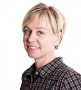 Ann-Christin Andréasson, kommunikationschef Högskolan i Borås. Foto: Henrik Bengtsson