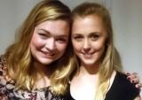 Andrea och Malin