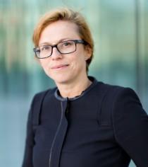 Helena Norrman, Ericssons kommunikations- och marknadsdirektör. Pressbild.