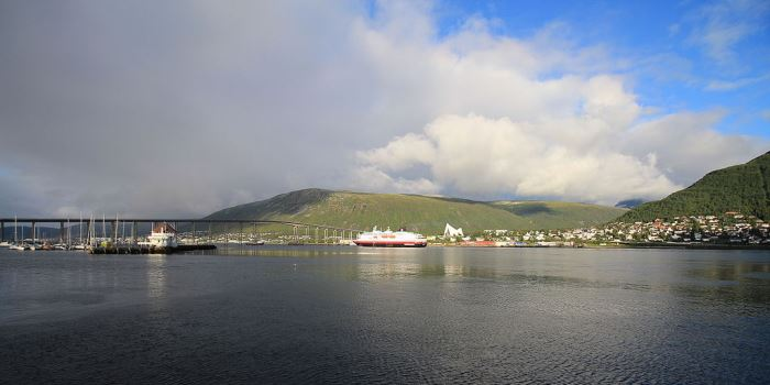 Tromsø. Foto: ZiYouXunLu/Wikimedia Commons