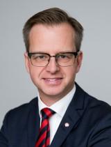 Mikael Damberg Näringsdepartementet Statsråd