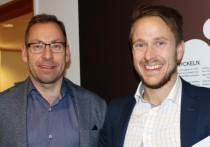 Peter Hjelmze och Richard Rydell.