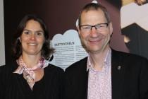 Sofia Röjare och Bengt Falemo.