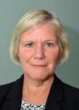 Försäkringskassans generaldirektör Ann-Marie Begler. Pressbild.