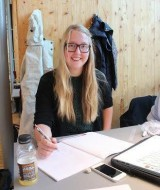 Alice Halldin, ordförande i Teknologrådet. Foto: Jessika Hedén