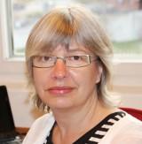 Annika Mårtensson, prorektor vid LTH och professor i konstruktionsteknik. Foto: Mats Nygren/Pressbild