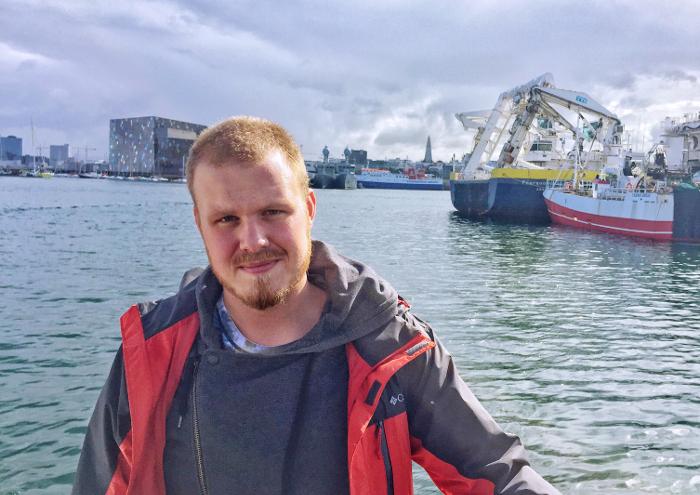 Hugi Ásgeirsson. Foto: Muni Ásgeirsson