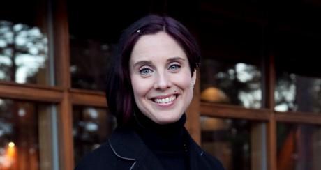 Ulrika Lindstrand. Pressbild
