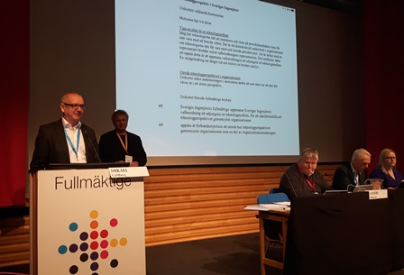 Foto: Ingenjören. Magnus Sundemo kommer att leda organisationsutredningen.